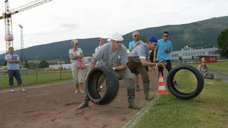Gemeindeduell: die Bauern kommen aus Leuzigen