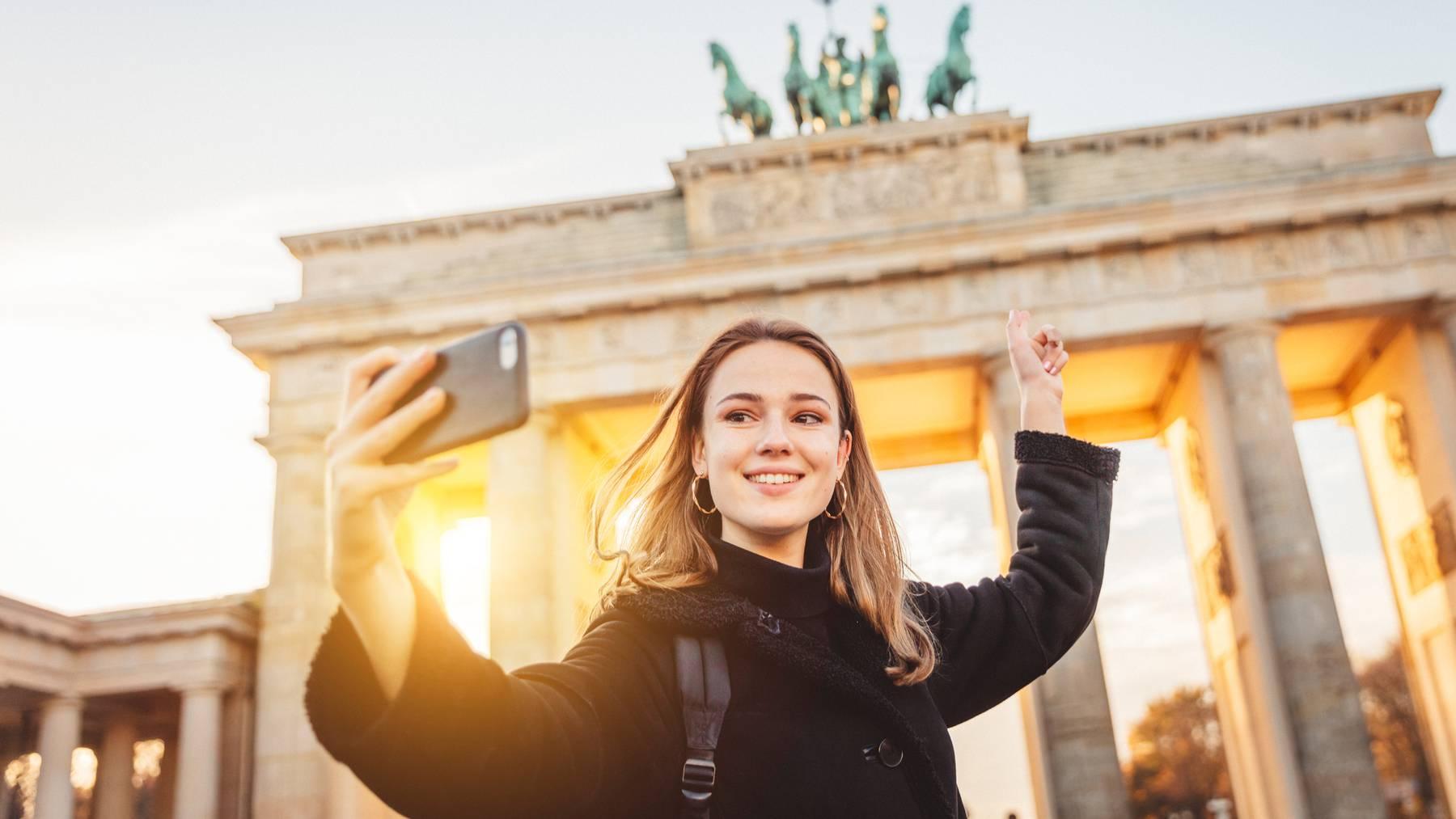 Würdest du Berlin auch ohne das Brandenburger Tor erkennen?