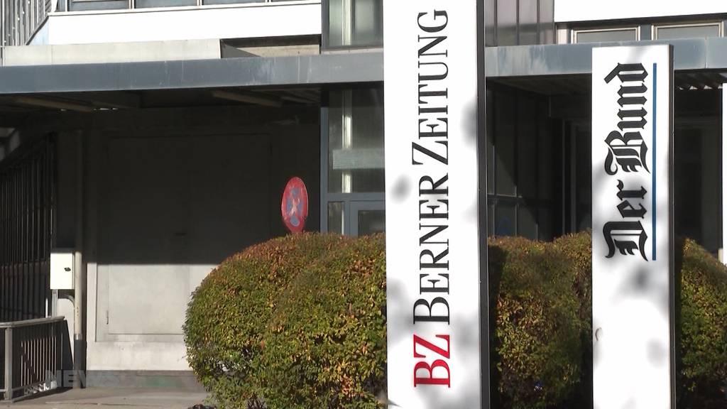 """Knall in Berner Medienlandschaft: """"BZ"""" und """"Bund"""" spannen inhaltlich zusammen"""