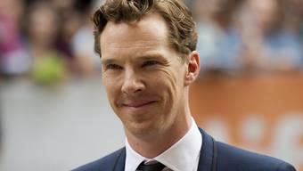 Benedict Cumberbatch ist mit 39 eigentlich ein bisschen zu alt für die Rolle des Hamlet, überzeugt auf der Bühne aber dennoch (Archiv)