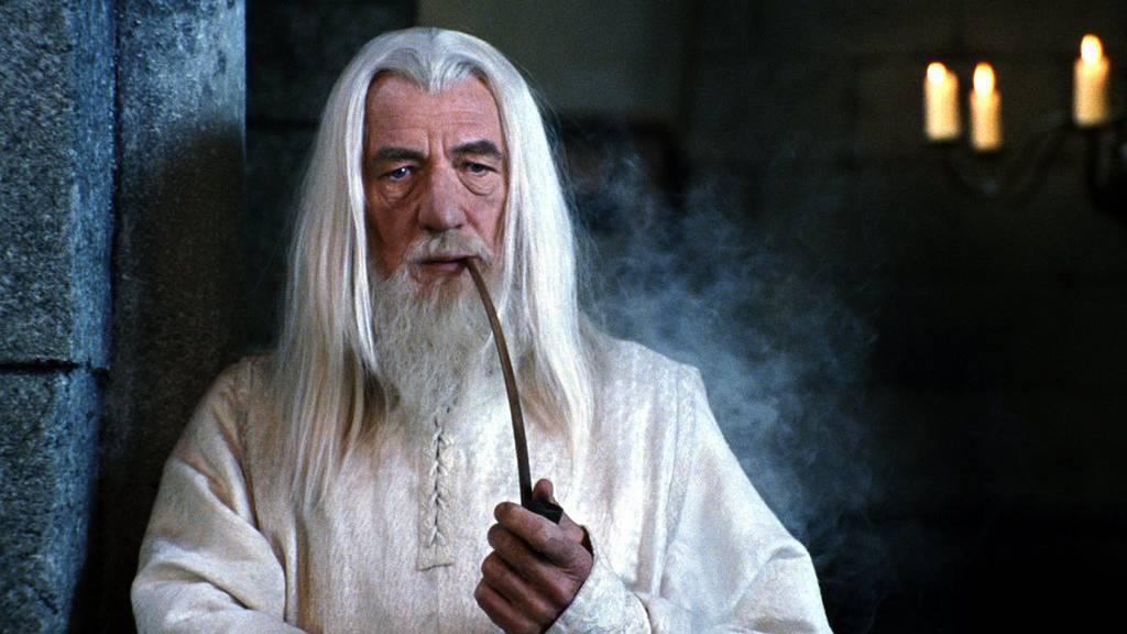 Sir Ian McKellen verkörperte den Zauberer Gandalf in den beiden Trilogien «Der Herr der Ringe» und «Der Hobbit».