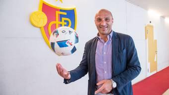 Massimo Ceccaroni kickte 15 Jahre beim FCB, sechs davon in der Nati B. 2002 gewann er mit Basel den ersten Titel nach 22 Jahren und musste dann gehen.