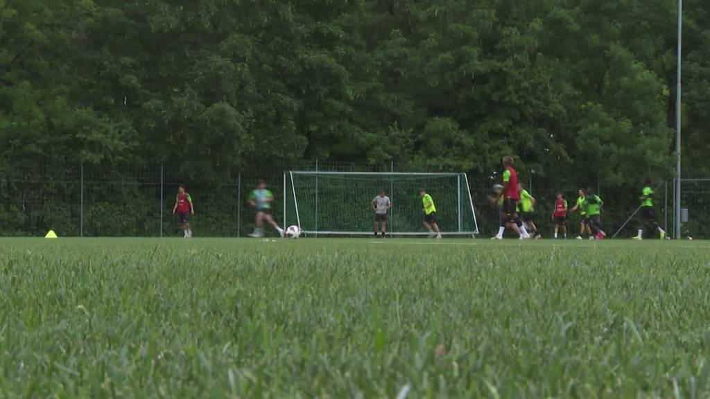 Erstes Training: FC St.Gallen startet in die neue Saison