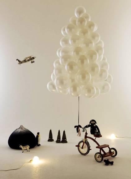 ballon Baum