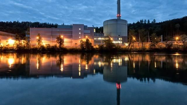 Das BKW-Kernkraftwerk Mühleberg im Kanton Bern (Archiv)