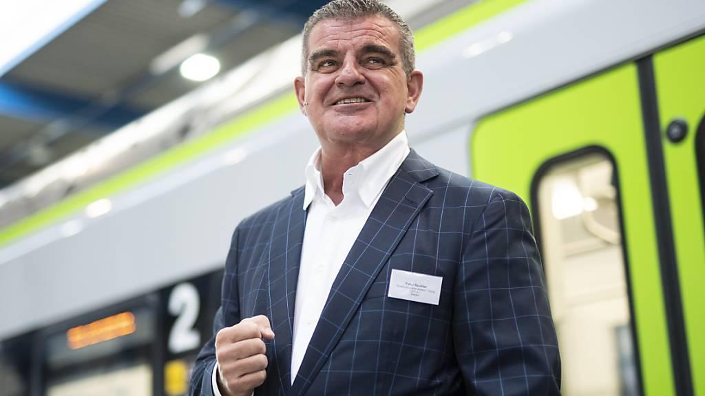 Der Patron von Stadler Rail, Peter Spuhler, übernimmt beim Stahlhersteller Swiss Steel einen Anteil von 306 Millionen Aktien. (Archivbild)