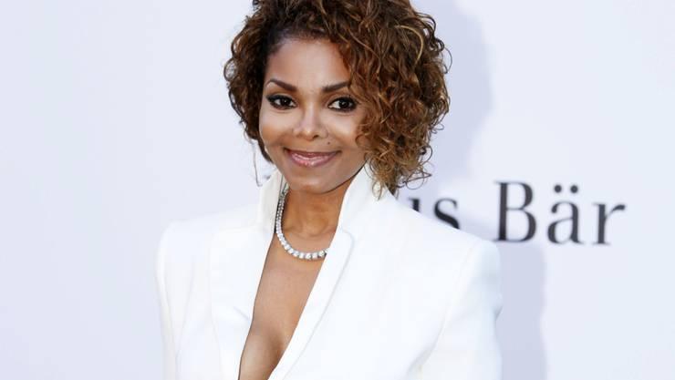 Mutter mit 50 Jahren: Janet Jackson soll ein Kind unter ihrem Herzen tragen. (Archivbild)