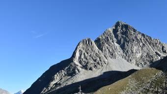 Am Piz Polaschin in Silvaplana stürzte am Donnerstagnachmittag ein Alpinist in den Tod.