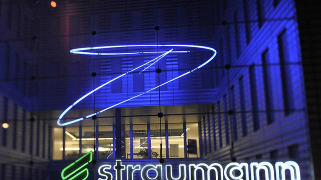 Neuer Grossaktionär: Das Medizinaltechnikunternehmen Straumann (Archiv)