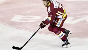 Einziger Torschütze im Penaltyschiessen: Servettes Henrik Tömmernes