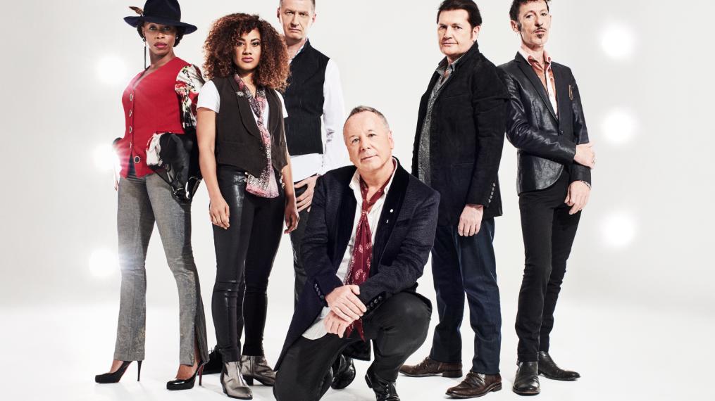 Simple Minds: 40 Jahre auf der Bühne