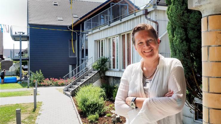 Stephanie Hartung leitet seit 1. März das «Lilith»-Zentrum.