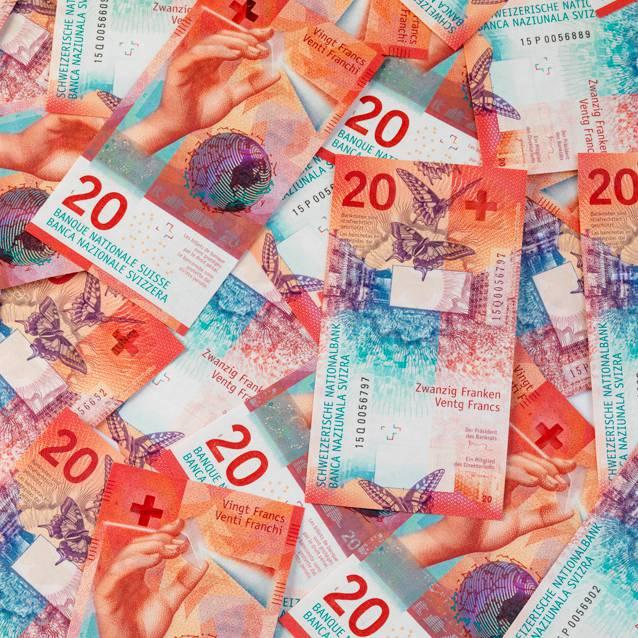 Umfrage zur neuen 20 Franken Note