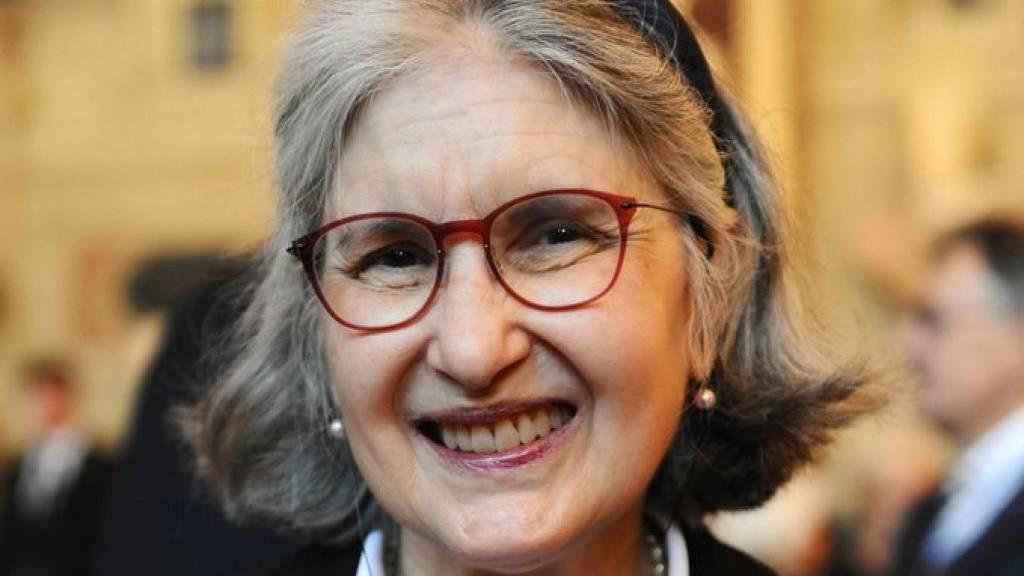 Gerda Henkel Preis an Wissenschaftshistorikerin Lorraine Daston