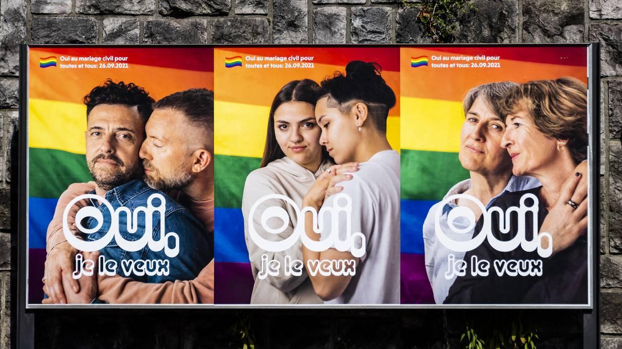 Die Mitte sagt «Ja» zu «Ehe für Alle»
