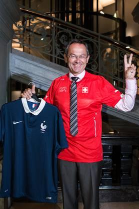 Olivier Français (FDP) – Frankreich