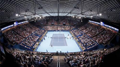 Ab Samstag wird an den Swiss Indoors in der Joggelihalle wieder Tennis auf ganz hohem Niveau gespielt. Noch nie zuvor war die Besetzung des Turnier so gut wie in diesem Jahr.