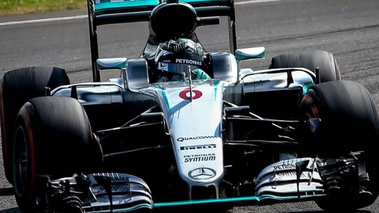 In der Formel 1 ist Mercedes schon schnell unterwegs