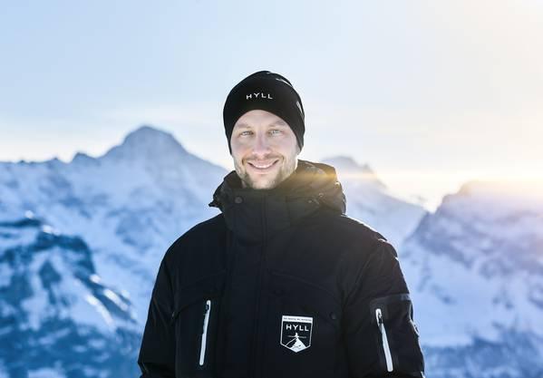 Michael Koch gehört zum vierköpfigen Gründerteam von Hyll.