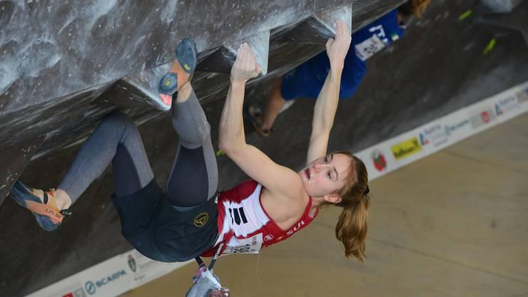 Alina Ring erreicht beim ersten Jugend-Europacup der Saison den Final und kann viel Positives in die nächsten Wettkämpfe mitnehmen.