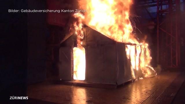 Brandgefährliche IKEA-Häuser
