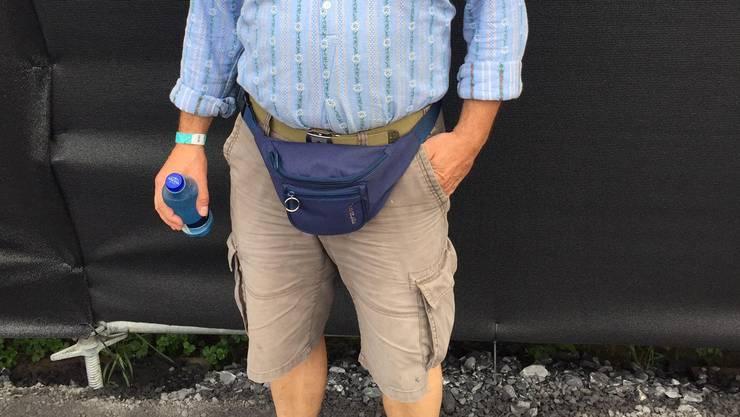 Obwohl im Alter öfter getragen, ist die Cargo-Hose nichts für mich. (Symbolbild)