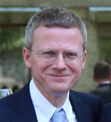 Staatsrechtsprofessor Felix Uhlmann.