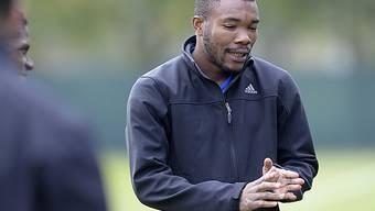 Geoffroy Serey Die glich am Afrika-Cup für die Elfenbeinküste aus