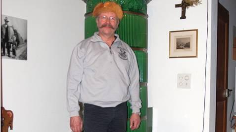 Für Felix Klingele ist Fasnacht Teil der Heimat, eine gelebte Gesellschaft. SH