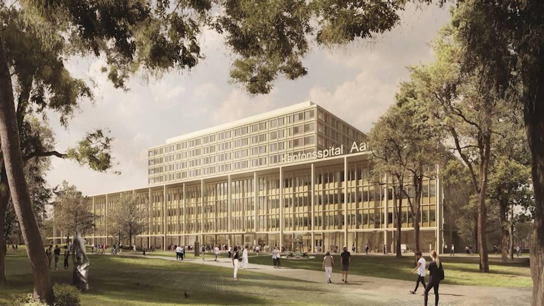 Kritik an KSA-Projekt: «Dieser Neubau kostet 619 Millionen Franken»