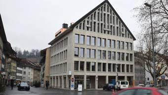 An der Schulthess-Allee 1 in Brugg befinden sich die Büros des Verbands «Soziale Dienstleistungen Region Brugg».