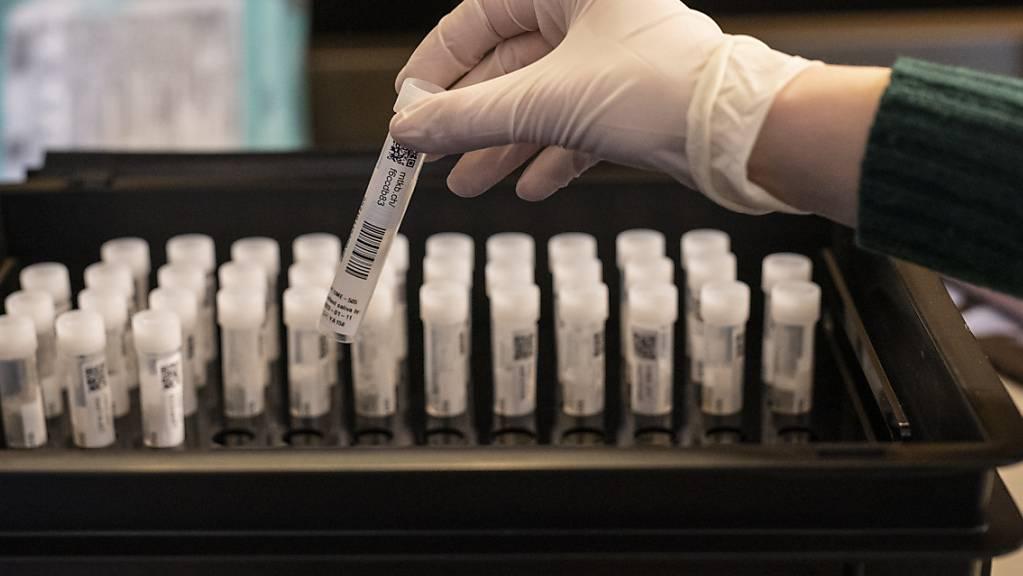 Im Kanton Thurgau hat die Zahl der Unternehmen, die sich an repetitiven Corona-Tests beteiligen, zugenommen. (Symbolbild)