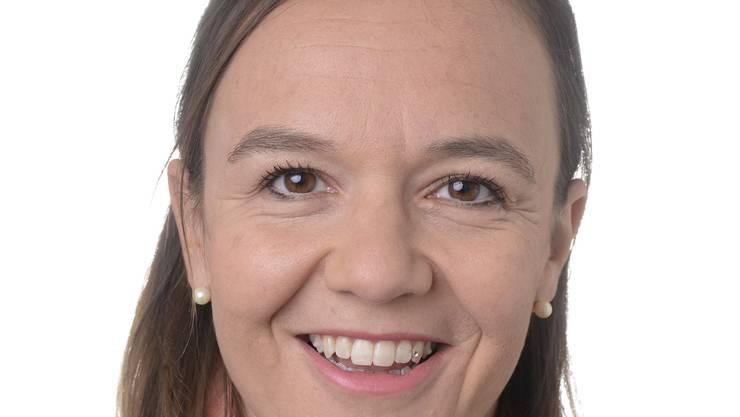 Nadine Hagenstein (GLP).