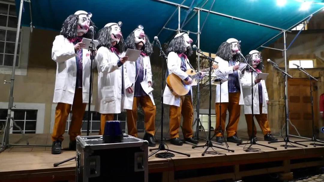 Die 11 Schnitzelbänke am Höflisingen 2019 – ein Zusammenschnitt