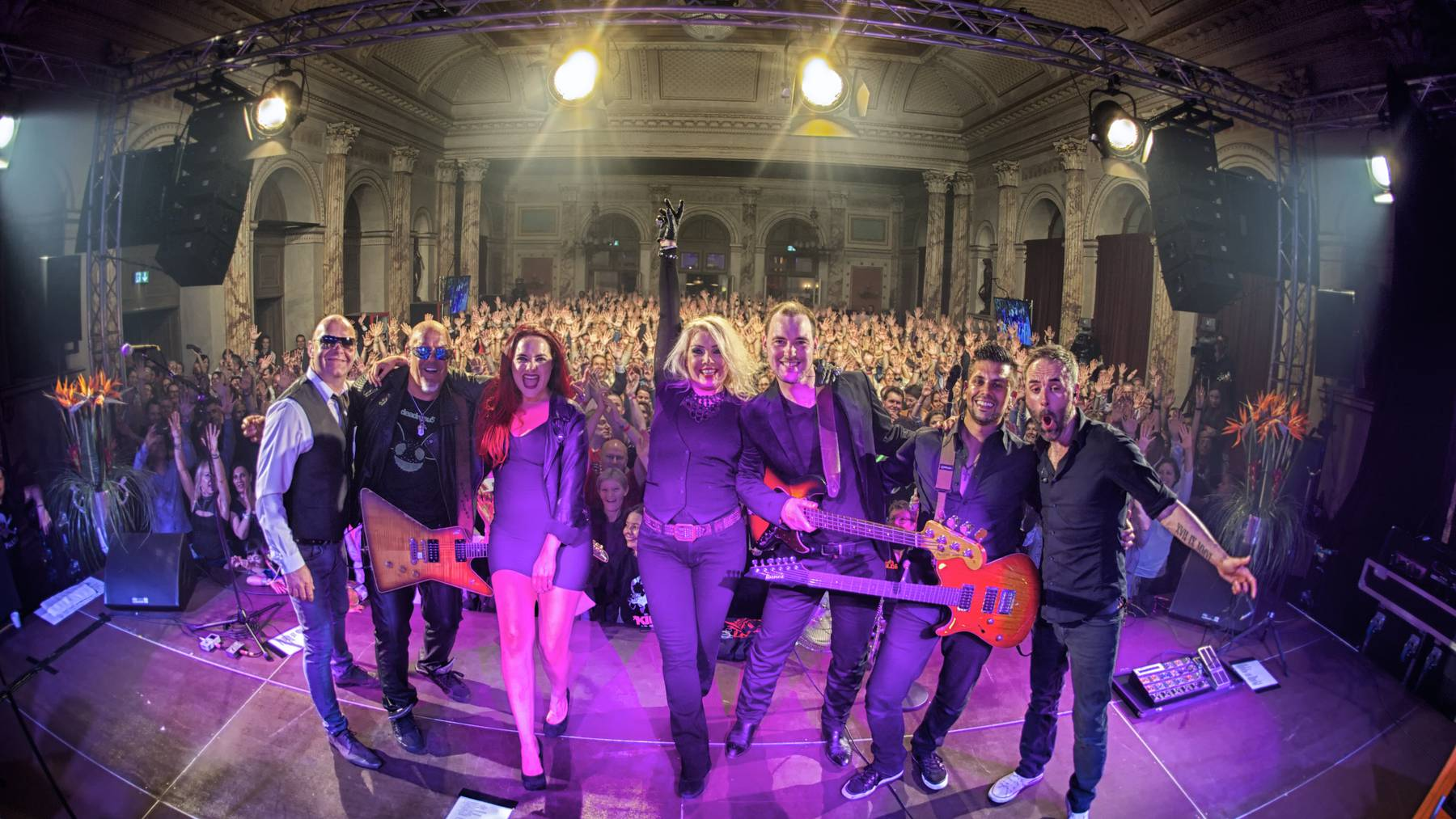 Retro-Festival: Gute Bilanz - tolles Line Up für 2015
