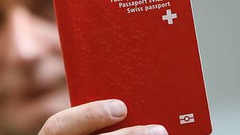 Im März 2010 wird der neue biometrische Pass eingeführt (Archiv)