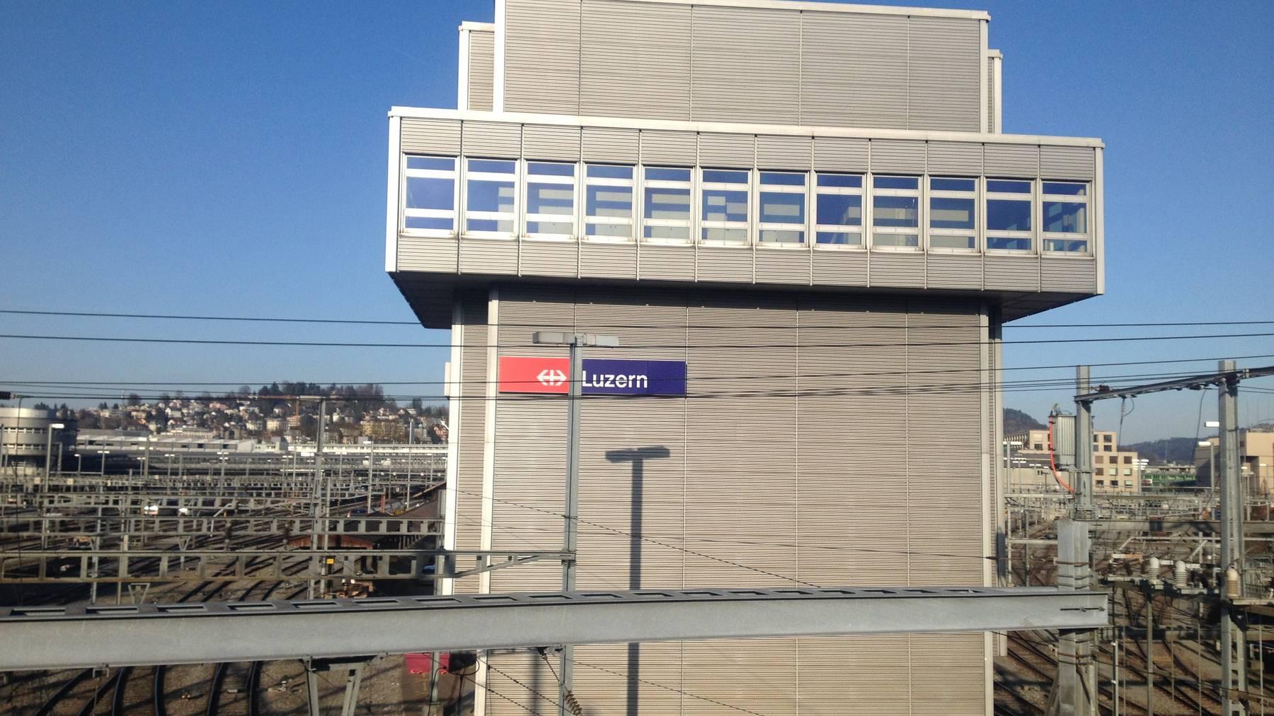 Kanton Luzern stellt sich gegen Pläne der SBB
