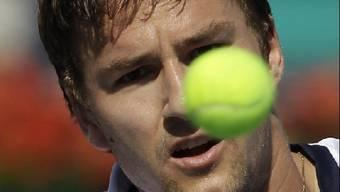 Marco Chiudinelli schafft es nicht ins Hauptfeld des French Open.