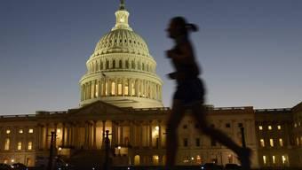 Die USA haben kein Budget, 800000 Beamte müssen in den Zwangsurlaub.