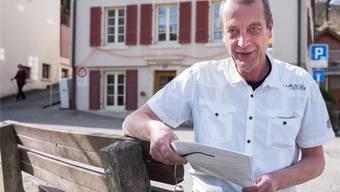 Gérard Zufferey will nicht mehr Gemeindepräsident sein. kenneth nars