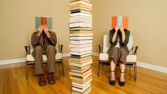 Durch Bücher und in Büchern getrennt - dabei birgt vermeintliche Frauenliteratur neue, berührende Erkenntnisse.