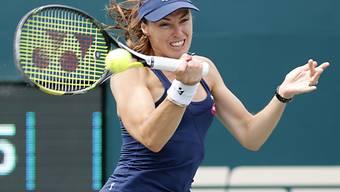 Martina Hingis verpasst ihren 45. Titel im Doppel
