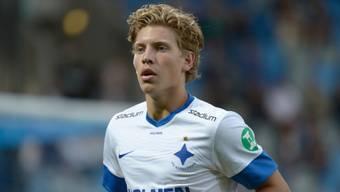 Er soll der Ersatz für Mohamed Elneny sein: Alexander Fransson.