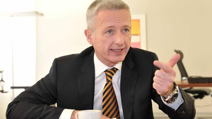 Regierungsrat Hanspeter Gass tritt zurück