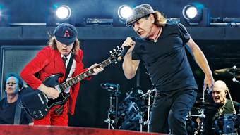 AC/DC im Letzigrund