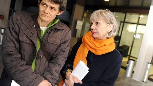 Margrit Zopfi, rechts, und Esther Wyler ziehen das Urteil nicht weiter