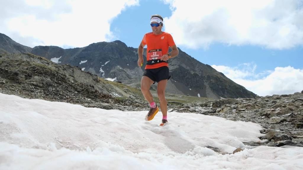 Swissalpine: Spektakulärer Berglauf über vier Pässe und acht Täler