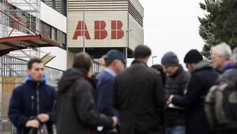 Die ABB-Fabrik Sécheron im Stadtgenfer Ortsteil Meyrin. (Archivbild)