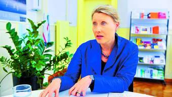 Stadvermarkterin Barbara Pestalozzi Kohler: «Es mangelt in Grenchen an Selbstbewusstsein.»