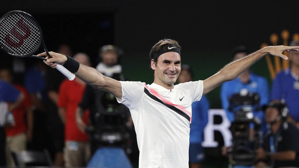 Roger Federer wieder Nummer 1